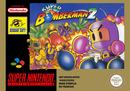 Jaquette Super Bomberman 2