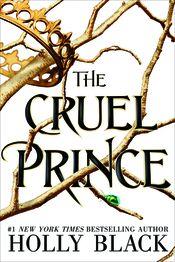 Couverture The Cruel Prince