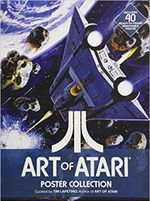 Couverture Art of Atari - Poster Collection