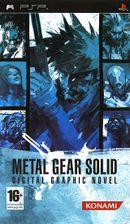 Jaquette Metal Gear Solid: Digital Graphic Novel