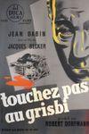 Affiche Touchez pas au grisbi
