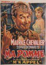 Affiche Ma Pomme