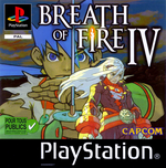 Jaquette Breath of Fire IV