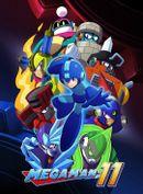 Jaquette Mega Man 11