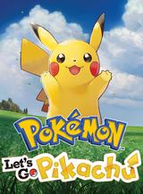 Jaquette Pokémon: Let's Go, Pikachu