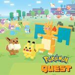 Jaquette Pokémon Quest
