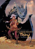 Couverture Les Conquérants de Troy, intégrale