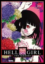 Affiche Hell Girl: Two Mirrors