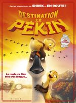 Affiche Destination Pékin !