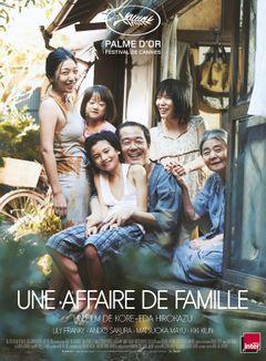 Affiche Une affaire de famille