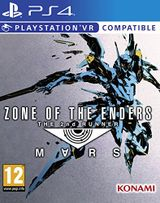 Jaquette Zone of the Enders: The 2nd Runner - M∀RS