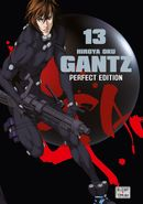 Couverture Gantz Perfect Edition, tome 13