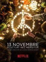 Affiche 13 novembre : Fluctuat nec mergitur