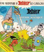 Jaquette Astérix et la Potion magique