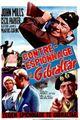 Affiche Contre-espionnage à Gibraltar