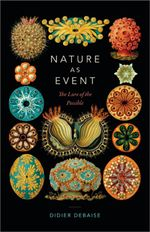 Couverture Nature as Event: The Lure of the Possible