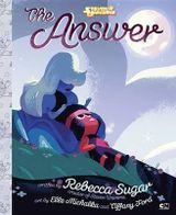 Couverture Steven Universe : The Answer