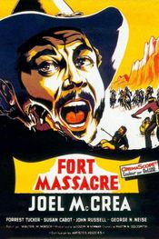 Affiche Fort Massacre