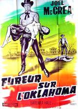 Affiche Fureur sur l'Oklahoma