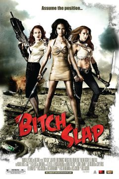 Affiche Bitch Slap