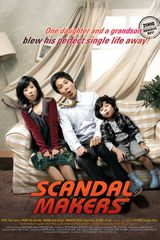 Affiche Scandal Makers