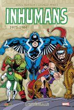 Couverture 1975-1981 - Inhumans : L'Intégrale, tome 2