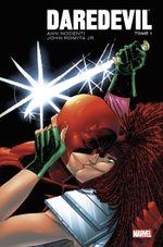 Couverture Daredevil par Nocenti & Romita JR, tome 1