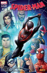 Couverture Sur les Traces de Jackie Chan - Spider-Man (Marvel France 6ème série), tome 13