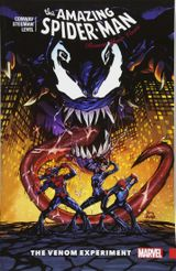 Couverture Amazing Spider-Man: Renew Your Vows Vol. 2: The Venom Experiment