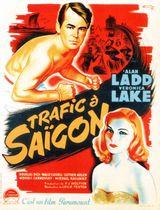 Affiche Trafic à Saïgon