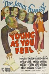 Affiche Young as You Feel