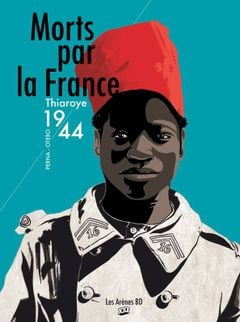 Couverture Morts par la France