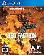 Jaquette Red Faction Guerrilla : Re-Mars-tered Edition