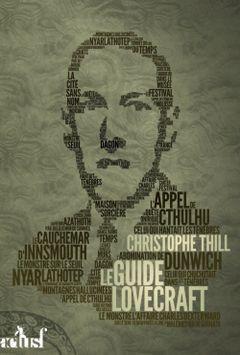 Couverture Le Guide Lovecraft