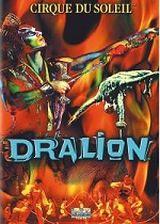 Affiche Le Cirque du soleil - Dralion