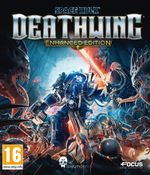 Jaquette Space Hulk Deathwing Enhanced Edition