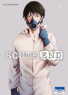 Couverture Route End - Tome 1