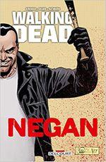 Couverture Walking Dead Negan