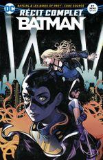 Couverture Batgirl & Les Birds Of Prey : Code source - Récit complet Batman, tome 7