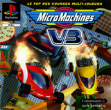 Jaquette Micro Machines V3