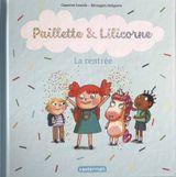 Couverture Paillette et Lilicorne - La rentrée