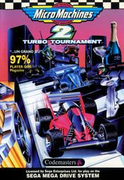 Jaquette Micro Machines 2 : Turbo Tournament