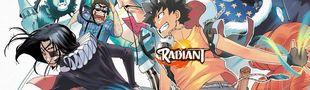 Cover Intégrale de Radiant