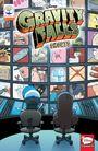 Affiche Les Mystères de Gravity Falls