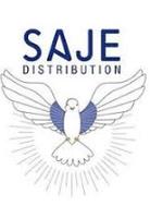 Logo Saje Distribution