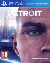Jaquette Detroit : Become Human