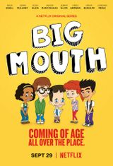 Affiche Big Mouth