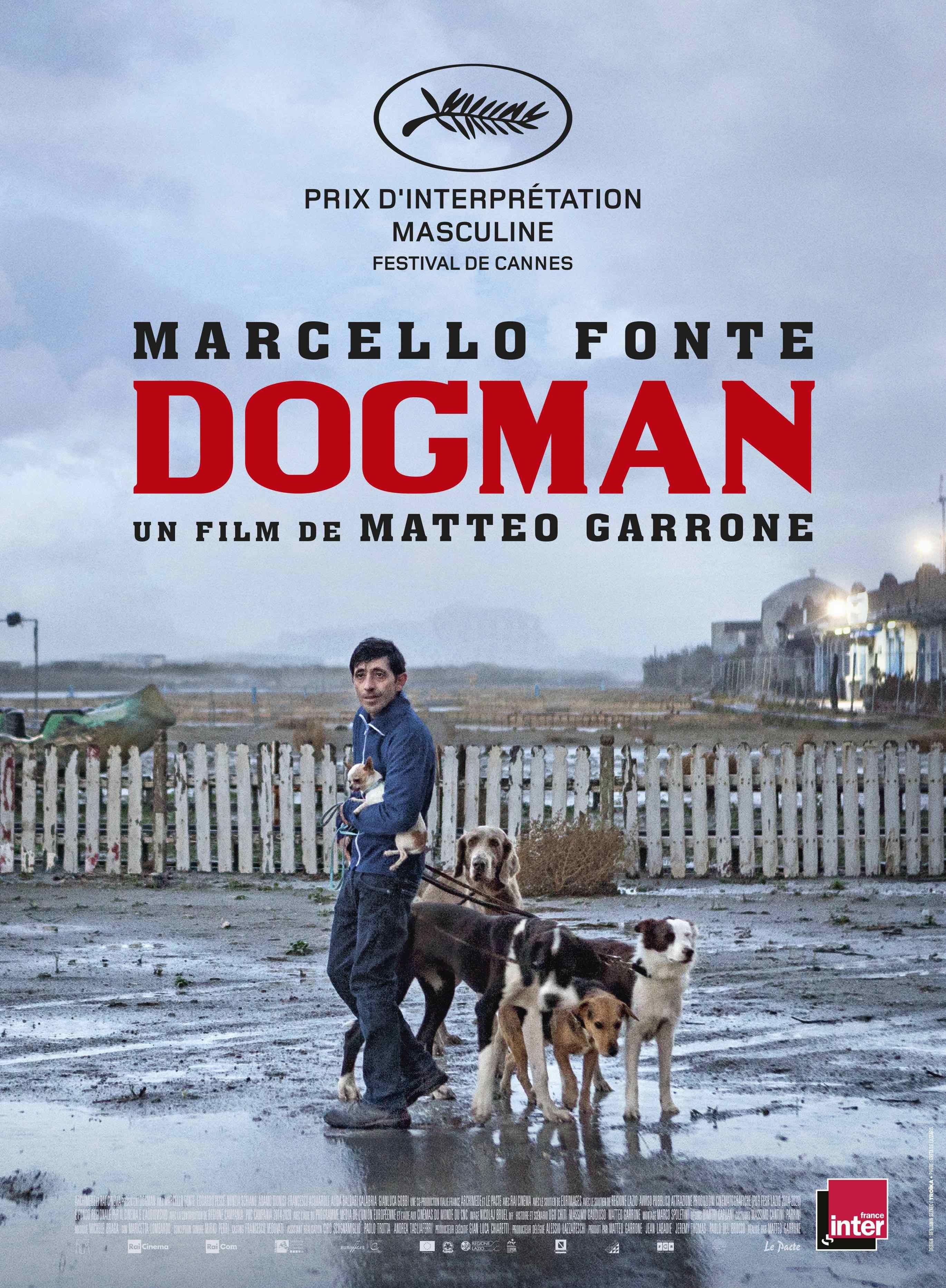 Votre dernier film visionné - Page 18 Dogman