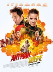 Affiche Ant-Man et la Guêpe