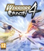 Jaquette Warriors Orochi 4